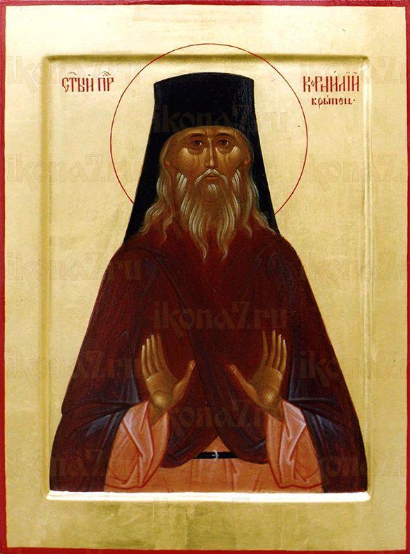Корнилий Крыпецкий  (рукописная икона)