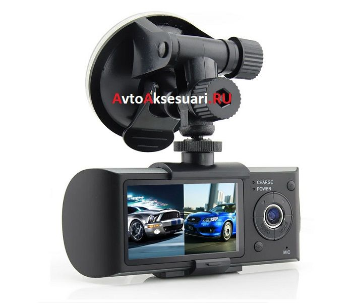 Видеорегистратор Eplutus DVR R-300