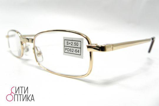 Складные очки с диоптриями  в футляре RD3023