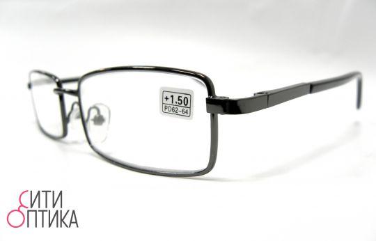Складные очки с диоптриями  в футляре Farfalla 9398