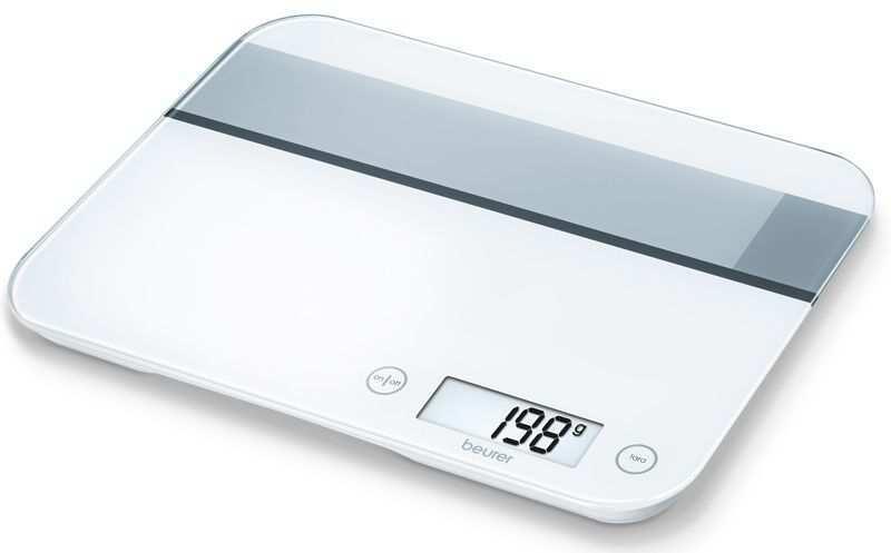 Весы кухонные Beurer KS48 (plain)