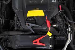 Портативное пуско-зарядное устройство для автомобиля High-Power TM15 (в желтом корпусе, 16800 мА/ч) купить с доставкой по Москве и всей России.
