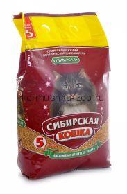 """Сибирская кошка впитывающий наполнитель """"Универсал"""""""