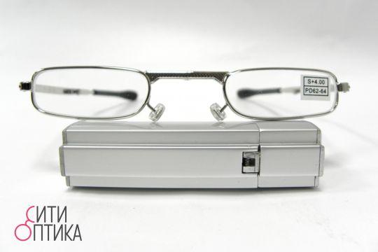 Складные очки с диоптриями  в футляре   RD 3019