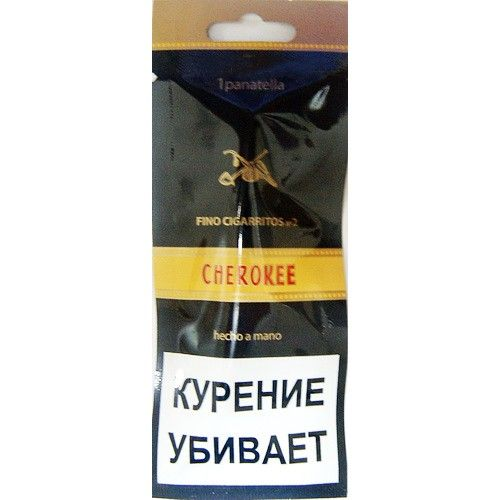 Сигариллы Cherokee Fino Cigarritos №2 1 шт.