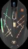 Проводная игровая мышь Forced GM-020L оптика,6кнопок,800-3200dpi