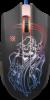 Проводная игровая мышь Ghost GM-190L оптика,6кнопок,800-3200dpi