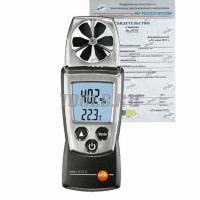 Поверка термоанемометра фото