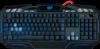 Проводная игровая клавиатура Doom Keeper GK-100DL RU,3-х цветная,19 Anti-Ghost