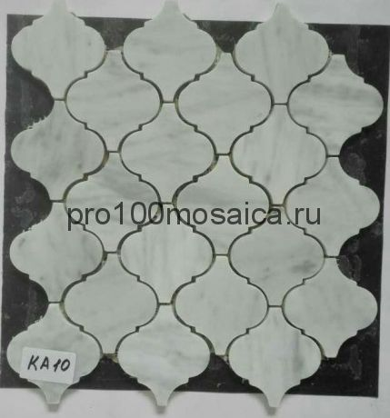 KA10. Мозаика серия Камень чип 80*70, размер, мм: 330*278*8 (Happy Mosaic)