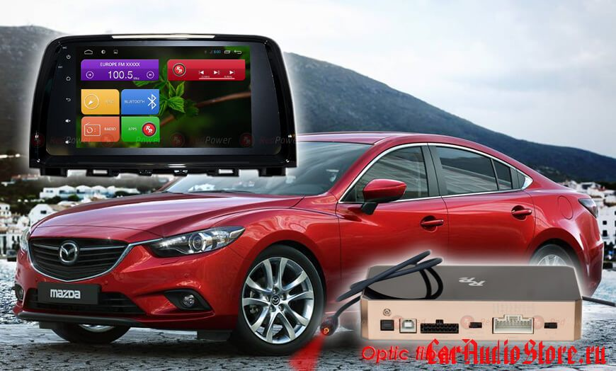 Redpower 31012 IPS Mazda 6 (2012-2015 гг.)