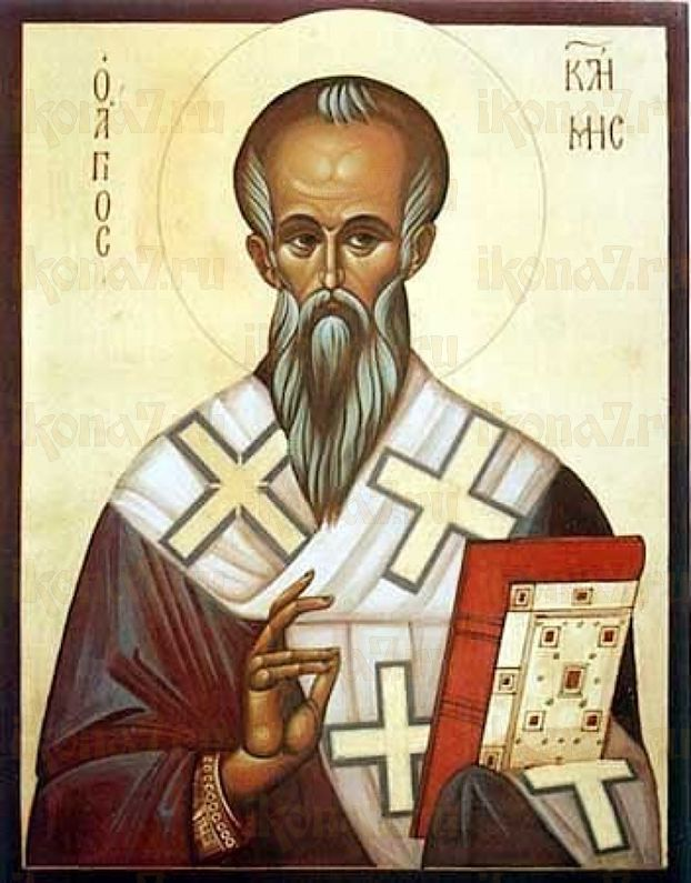 Ангеляр Охридский (рукописная икона)
