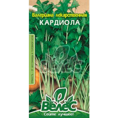 """Купить семена валерианы """"Кардиола"""" от ТМ """"Велес"""""""