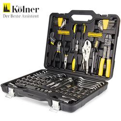 Набор инструментов Kolner KTS 123 шт