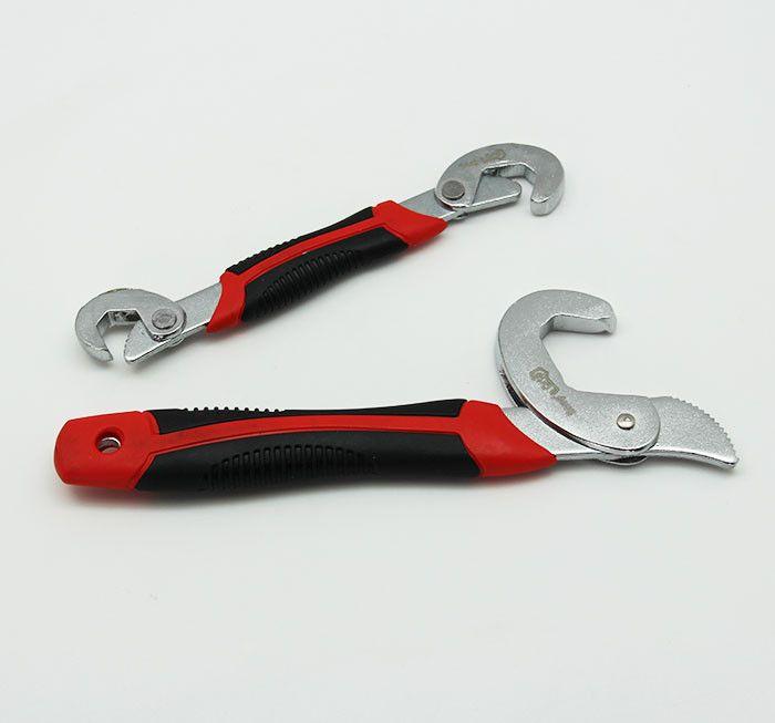 Универсальный гаечный чудо ключ snap-n-grip