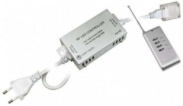 Контроллер Jazzway для MVS-5050 RGB с пультом  (550w/50m) .1002709