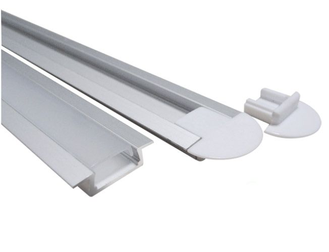 Заглушка торцевая Jazzway для PAL 2206  ГЛУХАЯ (10 шт в уп, цена за шт) .1009807