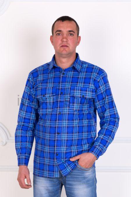 97a599be182 Купить недорого мужскую фланелевую рубашку в розницу от ...