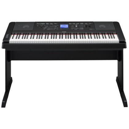 Цифровое пианино Yamaha DGX-660B