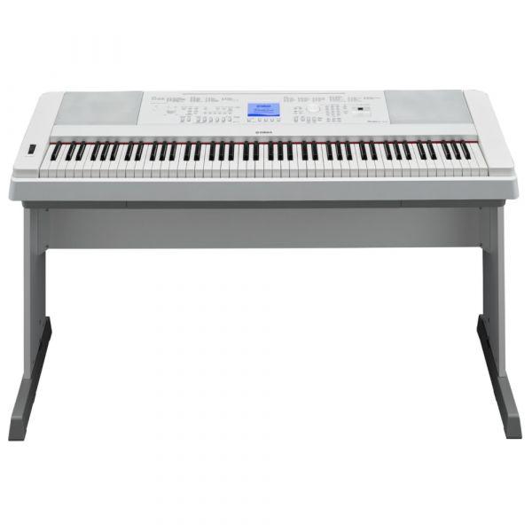 Цифровое пианино Yamaha DGX-660WH