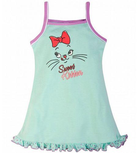 Сорочка для девочек 2-6 №BN576