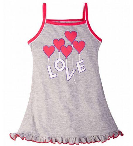 Сорочка для девочек 2-6 №BN578