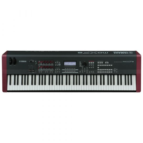 Yamaha MOXF8 Синтезатор 88 клавиш