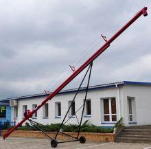 Шнековый транспортер с электроприводом, диаметром 200 мм Т 447/1, Т 447/2, Т 447/3