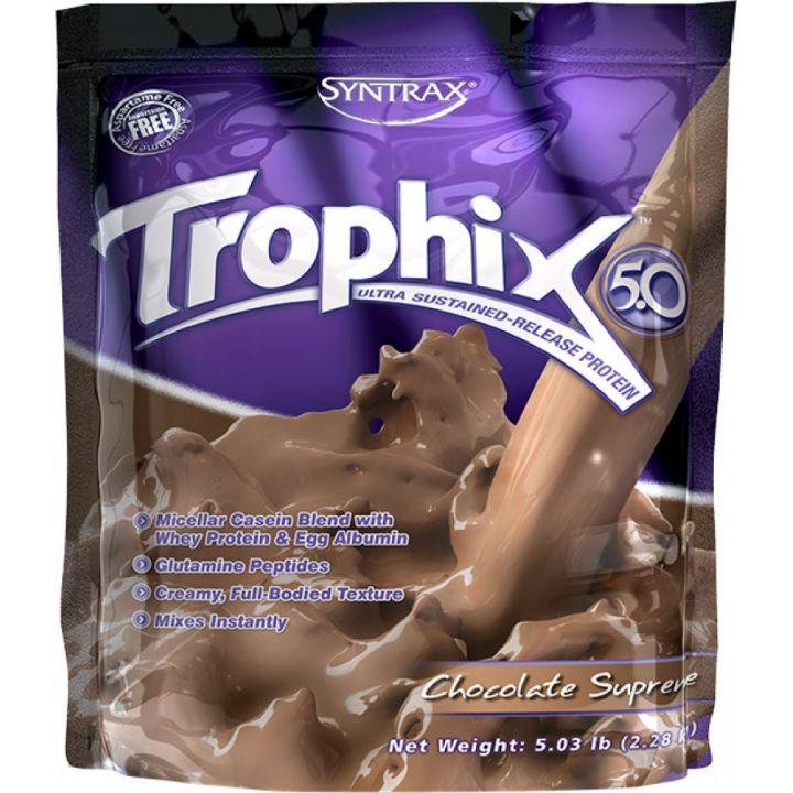 Syntrax Trophix 5 lbs - шоколад скл 2