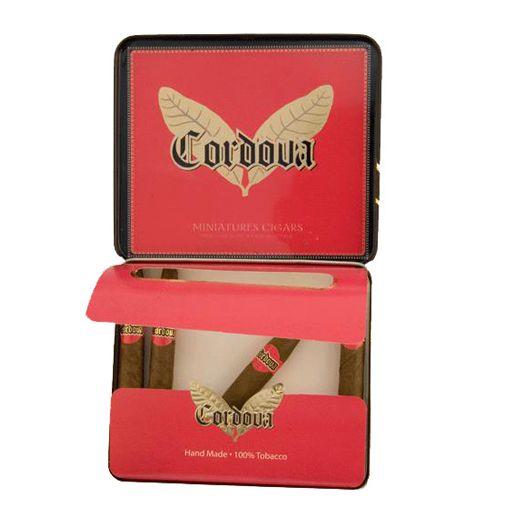 Сигариллы Córdoba Vanilla