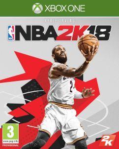 Игра NBA 2K18 (Xbox One)