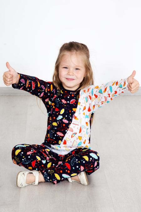 "Детская пижама ""Непоседа"""