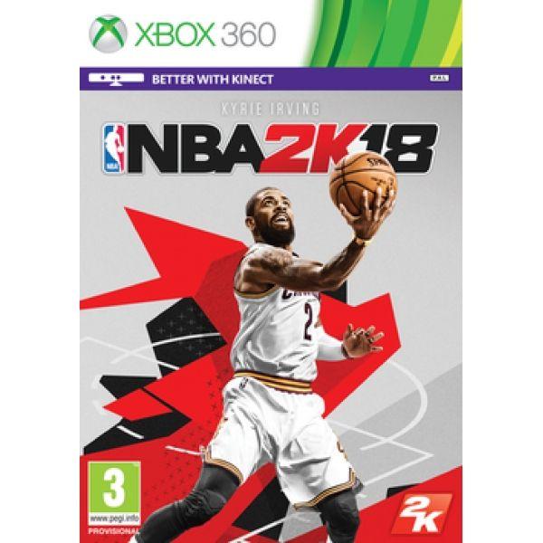 Игра NBA 2K18 (Xbox 360)