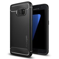 Чехол Spigen Rugged Armor для Samsung S7