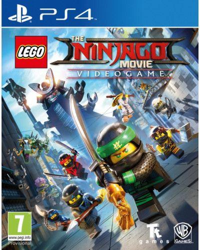Игра Lego Ниндзяго фильм. Видеоигра (PS4)
