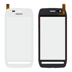 Тачскрин Nokia 603 (white)
