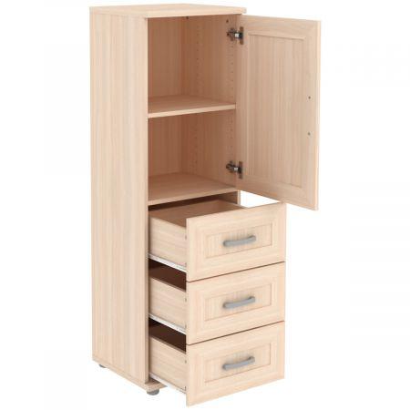 УК- 301.09 Шкаф для одежды  1420x450x400  мм (ВxШxГ)