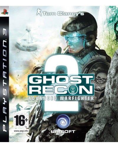 Игра Tom Clancy's Ghost Recon Advanced Warfighter 2 (PS3)