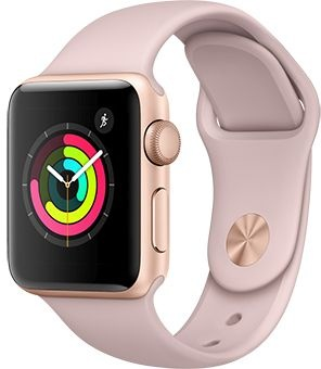 Apple Watch Series 3 38mm GPS Pink