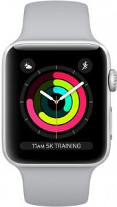Apple Watch Series 3 42mm Fog
