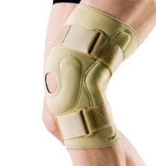 ORTO NKN-139. Циркулярный коленный ортез с шарнирами