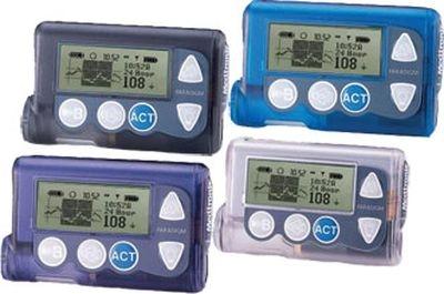 Помпа инсулиновая Medtronic MiniMed Paradigm REAL-Time