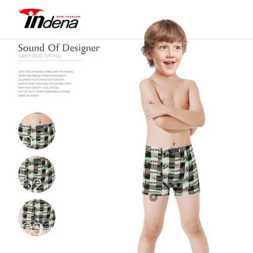 Трусы боксеры для мальчика 7-15 лет INDENA №IN65603