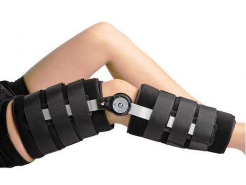Шарнирный иммобилизирующий коленный ортез OttoBock Genu Immobil Vario 8065