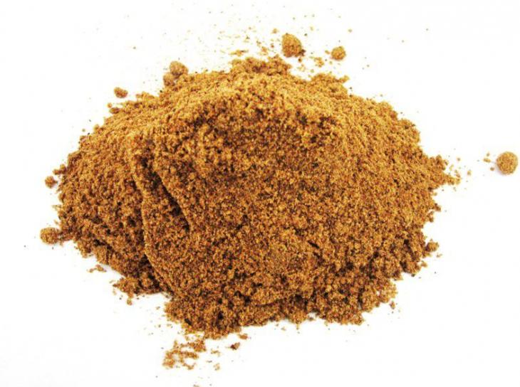 Мускатный орех молотый, кг
