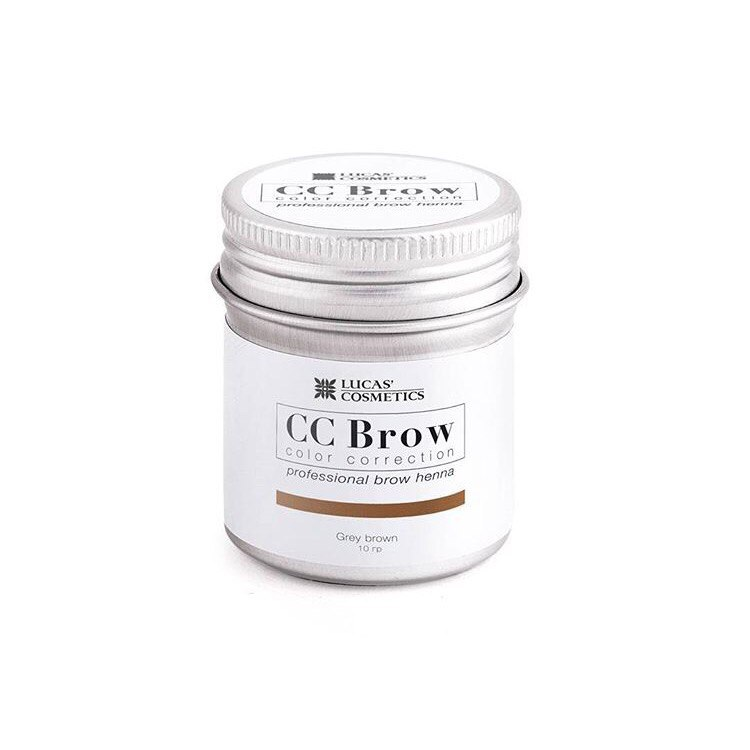 CC Brow - Grey brown