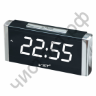 Часы  эл. сетев. VST731-6 бел.цифры (без блока) (5В)