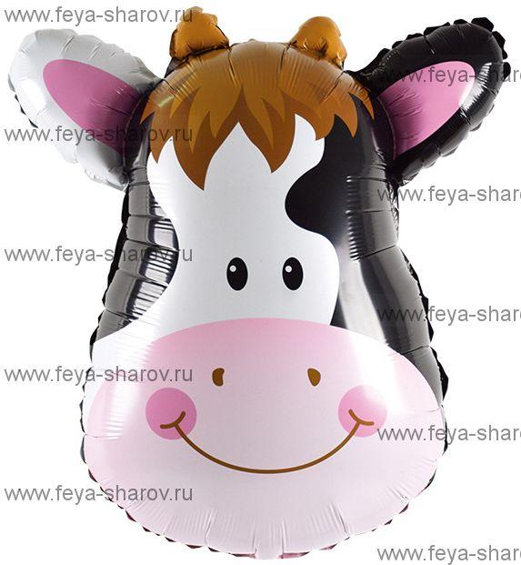 Шар голова Коровы 86 см