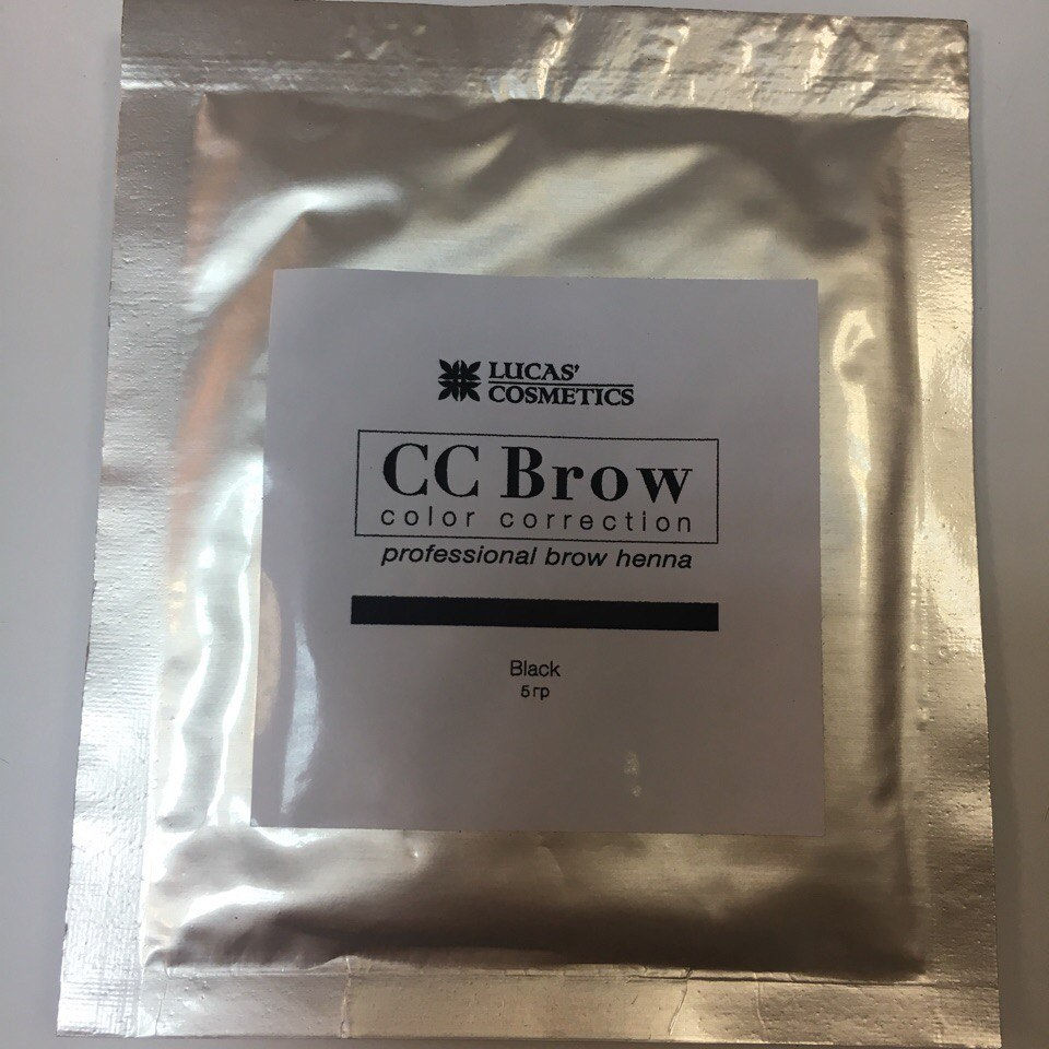 CC Brow - Black 5 гр