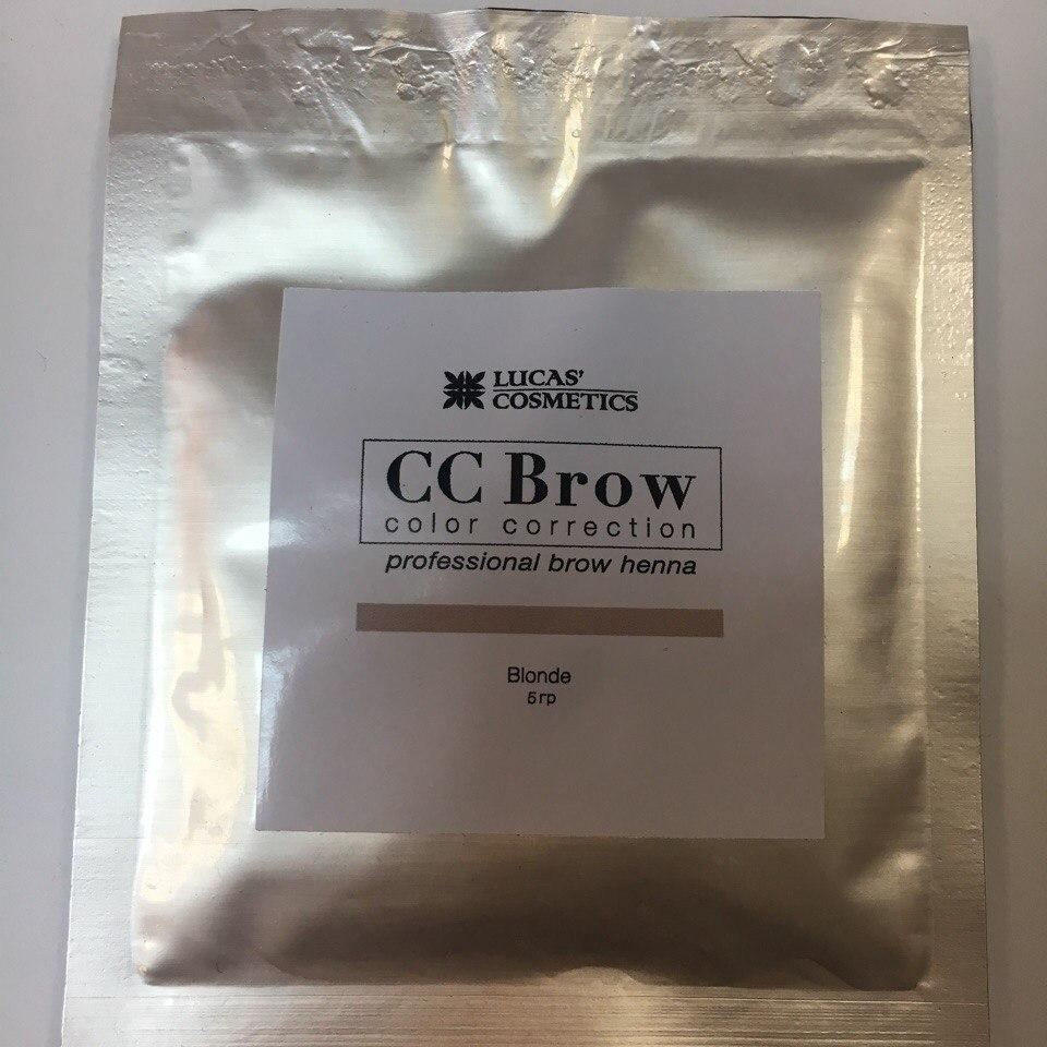 CC Brow - Blonde 5 гр